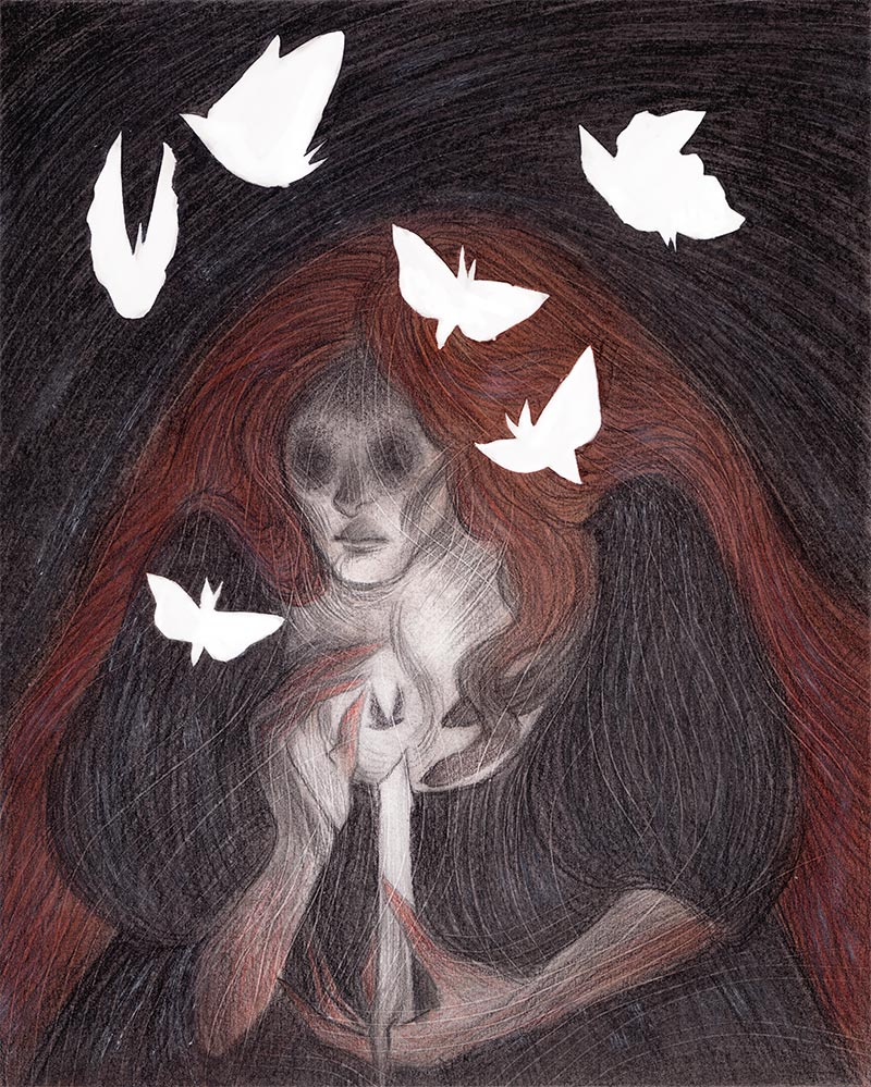 Kring Demetrio - Moth Mother