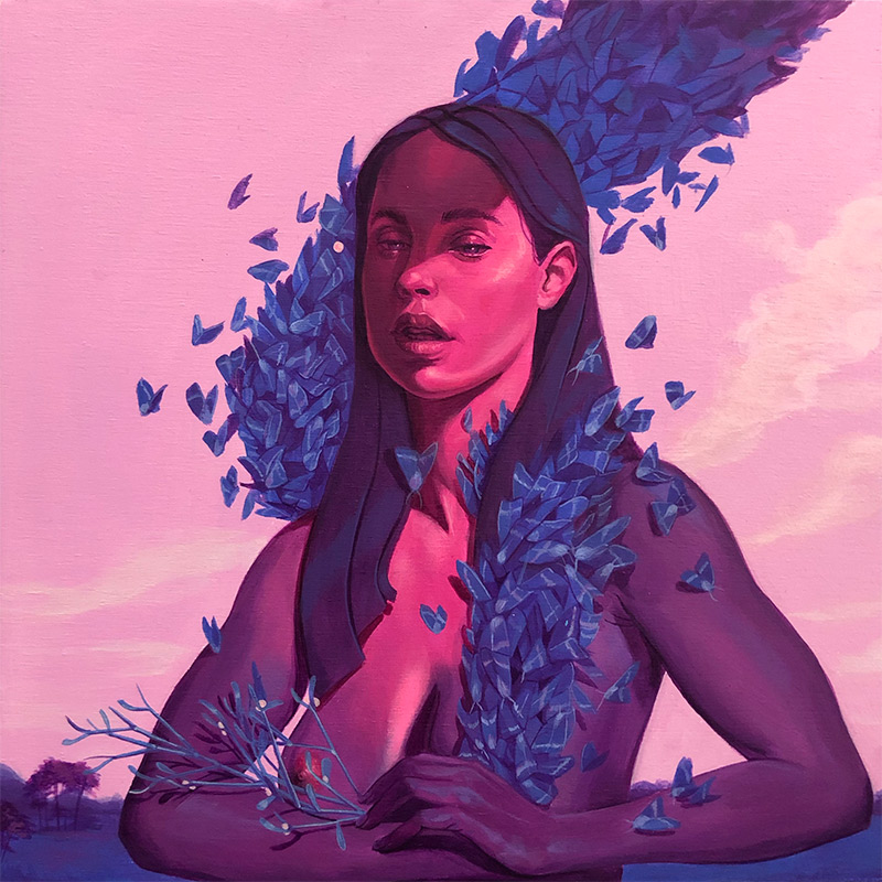 Michael Camarra - Mother Lepidoptera