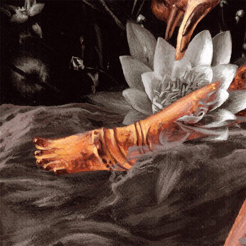 Nam Das - Eternal Dance (Detail 2)