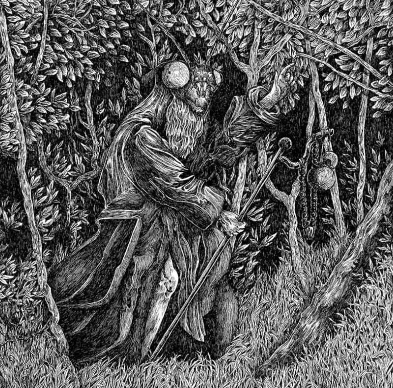 Nicolas Arispe - The Mantis Pilgrimage