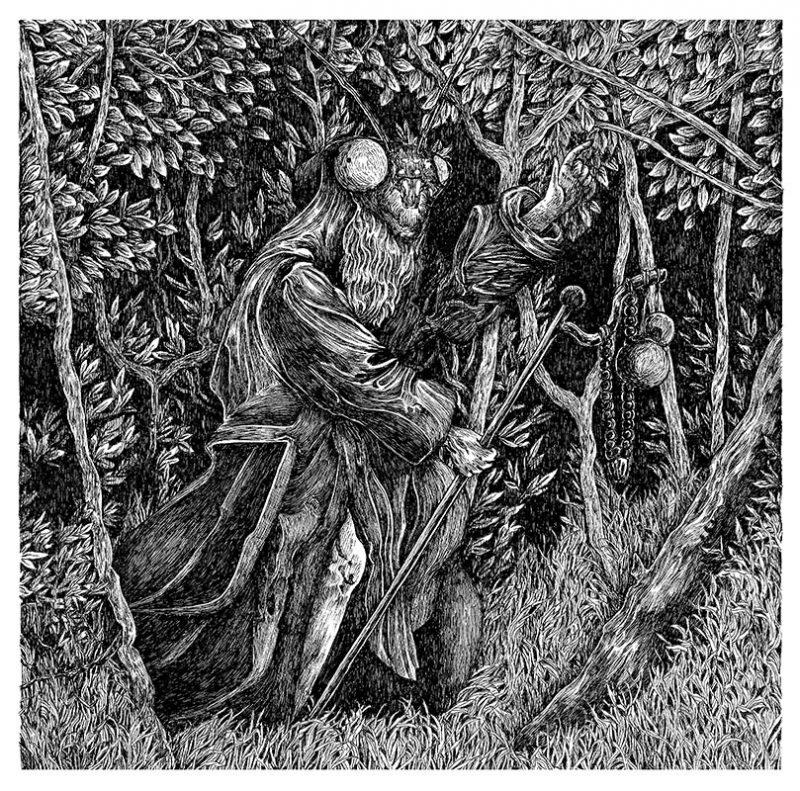 Nicolas Arispe - The Mantis Pilgrimage (Border)