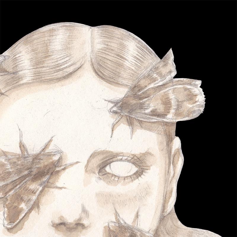 Olga Wieszczyk - Solitude (Detail 1)