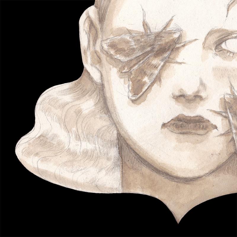 Olga Wieszczyk - Solitude (Detail 2)
