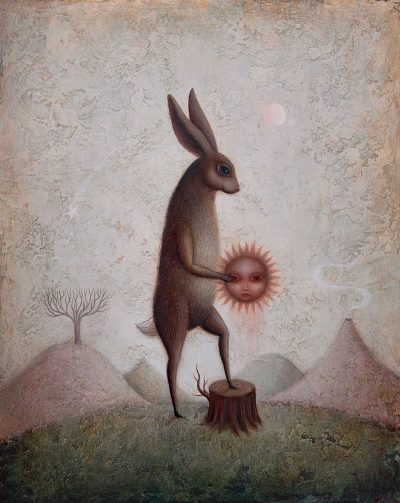 Paul Barnes - The Hare & The Sun