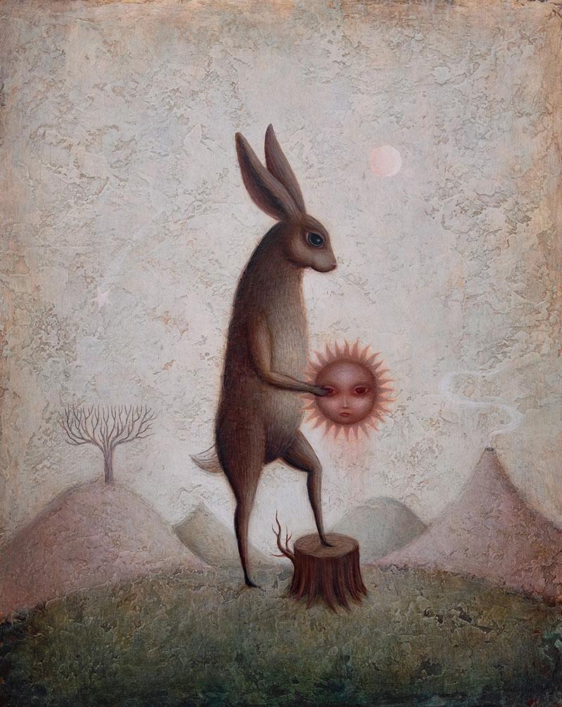 Paul Barnes - The Hare & The Sun
