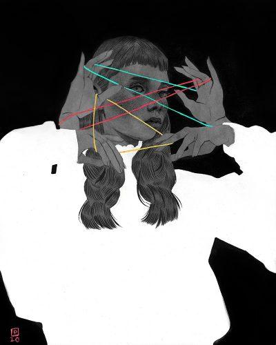 Paulette Jo - Mirrored