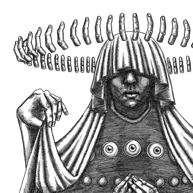 Peter Striffolino - Entropy (Detail 1)