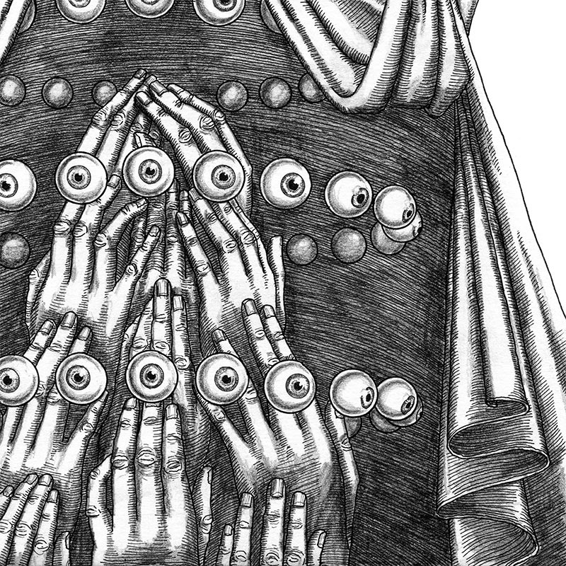 Peter Striffolino - Entropy (Detail 2)