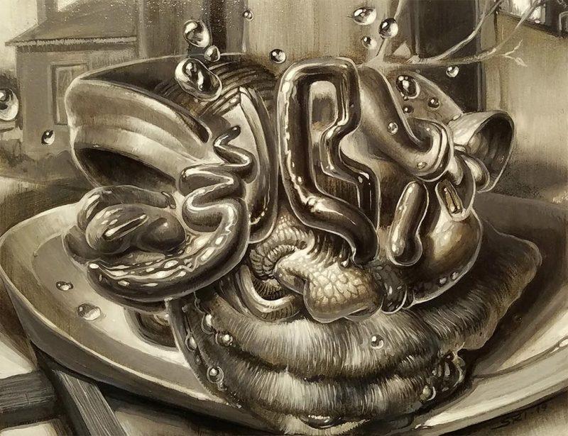 Sri Whipple - Fruit Basket