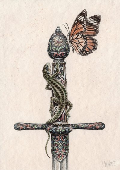 Steeven Salvat - Gecko 2