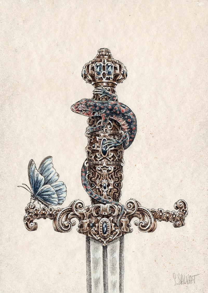 Steeven Salvat - Gecko 3