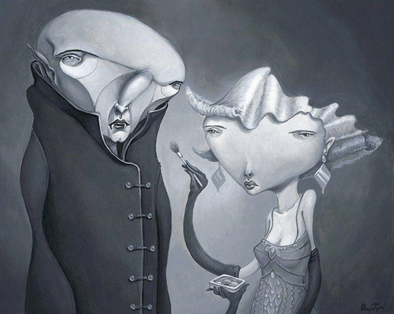 Adam Augustyn - Nosferatu