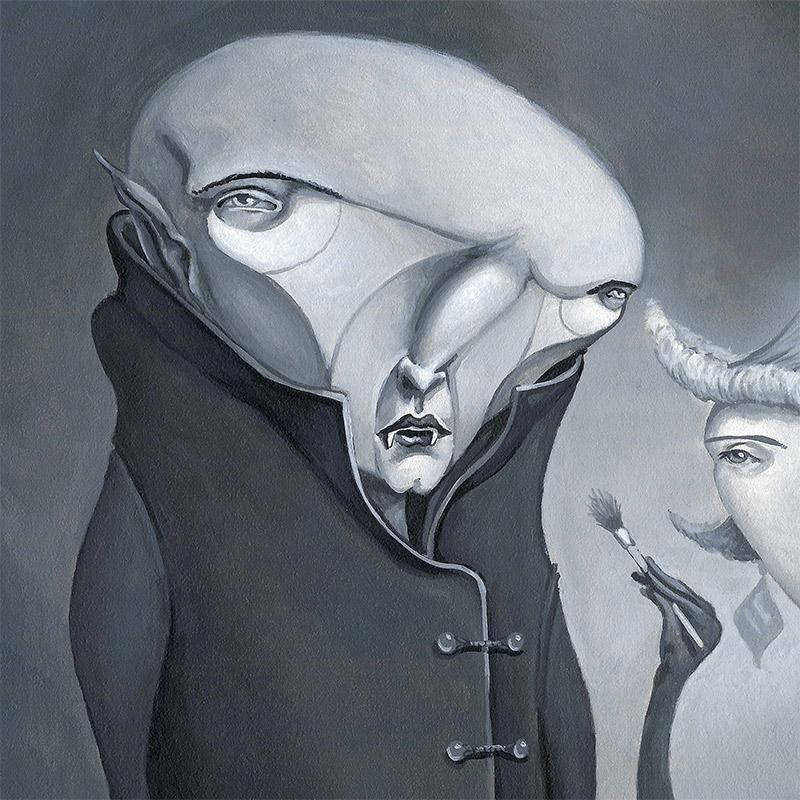 Adam Augustyn - Nosferatu (Detail 1)
