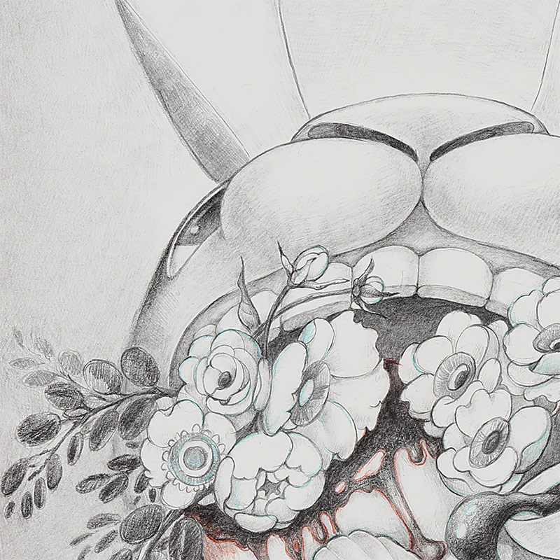 Alice Lin - The Desire for Desires 2 (Detail 1)