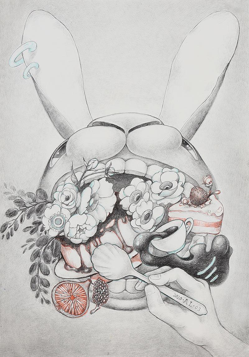 Alice Lin - The Desire for Desires 2