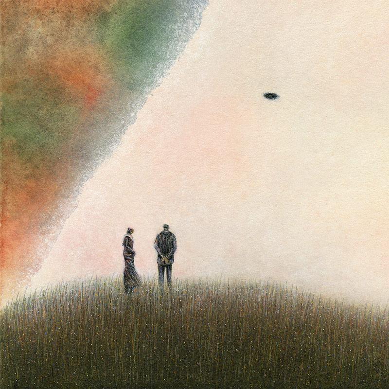 Jeannie Lynn Paske - Perpetual Vanishing (Detail 1)