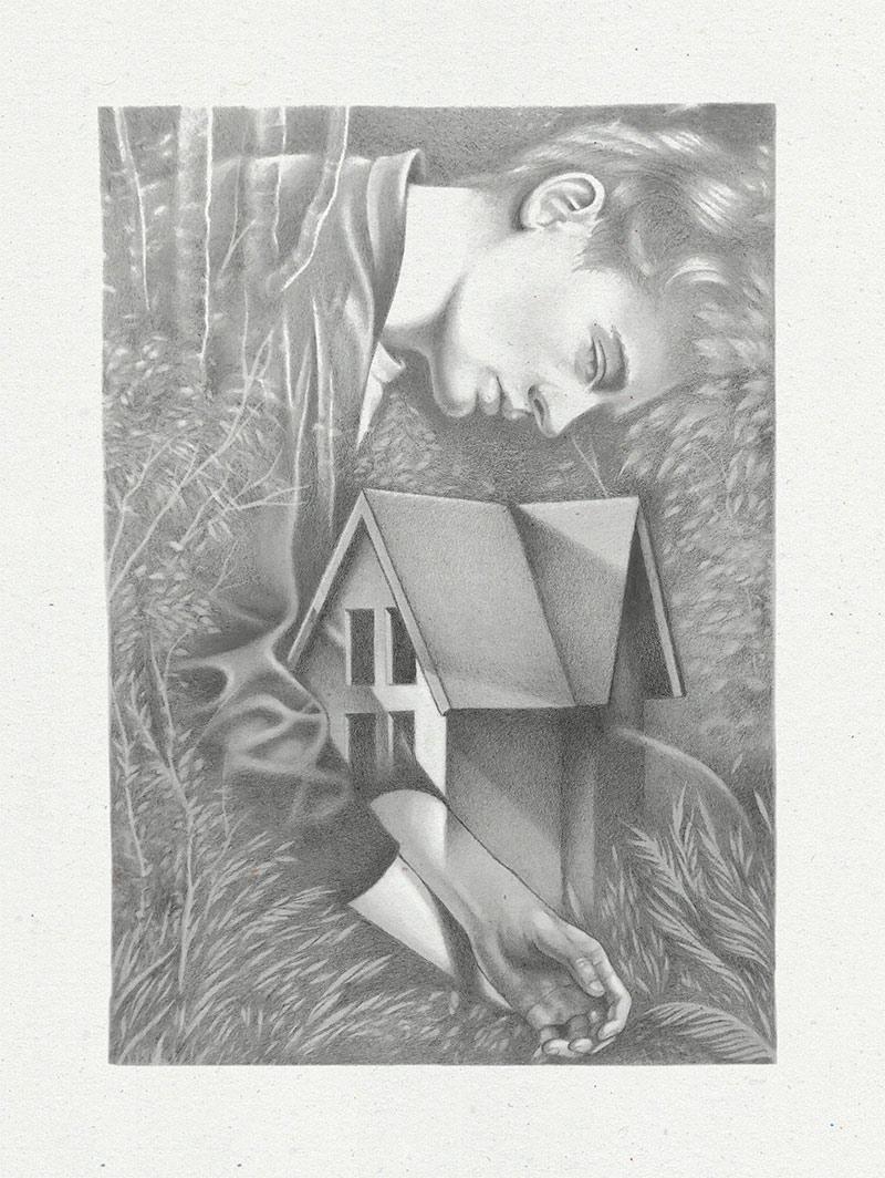 Kyle Cobban - Untitled IV (Border)