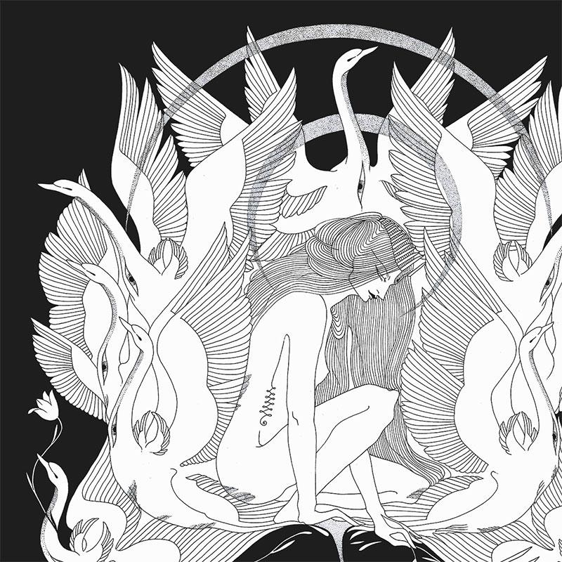 Marina Mika - The Shell (Detail 1)