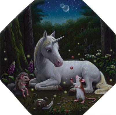 Olga Ponomarenko - Delightful Night
