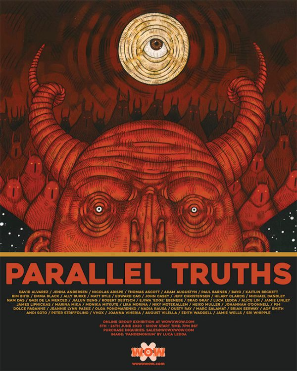 Parallel Truths - Flyer