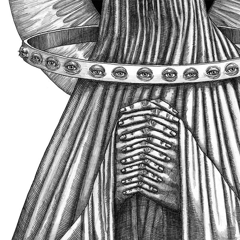 Peter Striffolino - Facsimile (Detail 2)