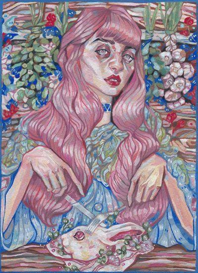 Alejandra Caballero - Eternal Transmutation