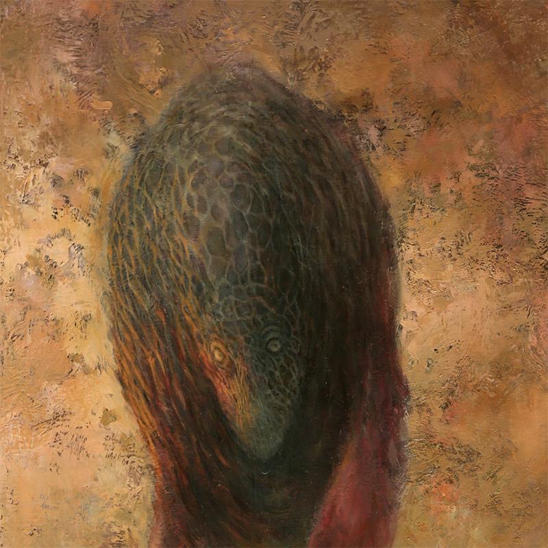 Brad Gray - Ride the Sunrise (Detail 1)