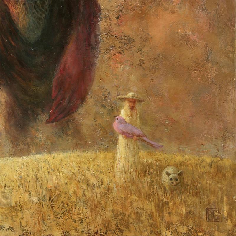 Brad Gray - Ride the Sunrise (Detail 2)