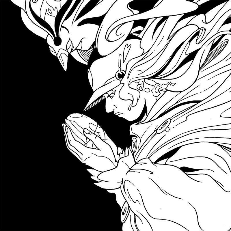 Daniel Isles - Phoenix (Detail 1)