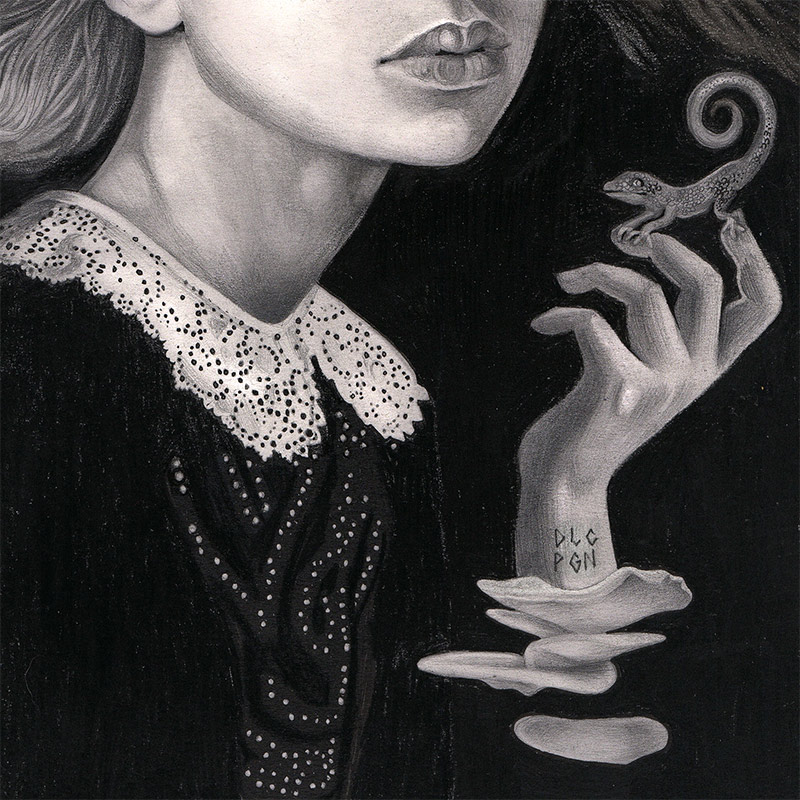 Dolce Paganne - Lulu (Detail 2)