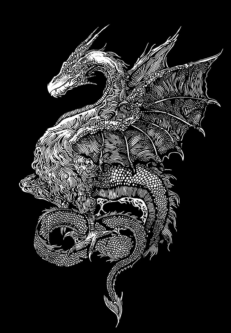 Ibayarifin - I Have Seen the Dragons on the Wind of Night