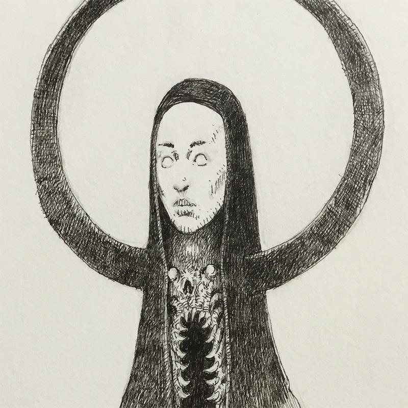 John Wigley - Untitled II (Detail 1)