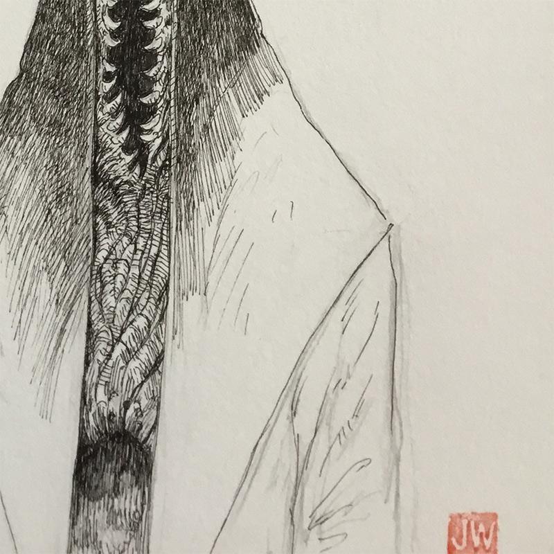 John Wigley - Untitled II (Detail 2)