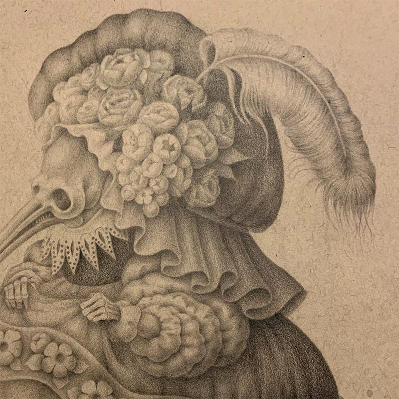 Julianna Menna - Ignorance (Detail 1)
