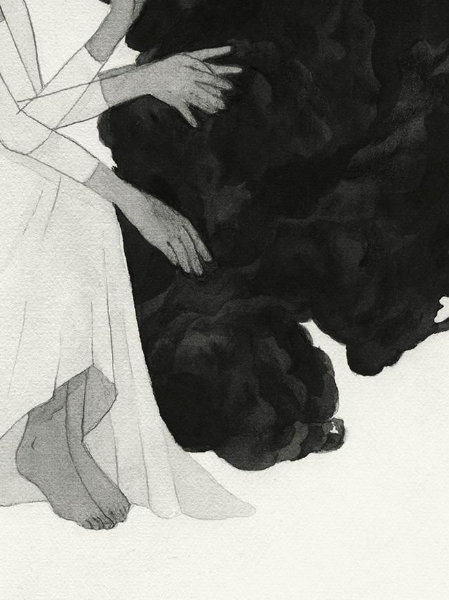Kristin Siegel-Leicht - Bitter (Detail 2)