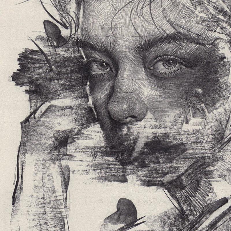 Lee.K - Untitled #4403 (Detail 2)
