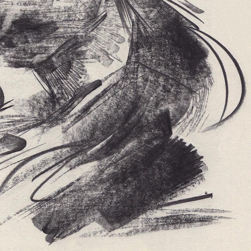 Lee.K - Untitled #4403 (Detail 3)