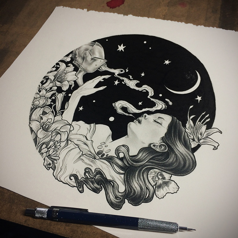 Mate Jako - Dreams of You (Desk)