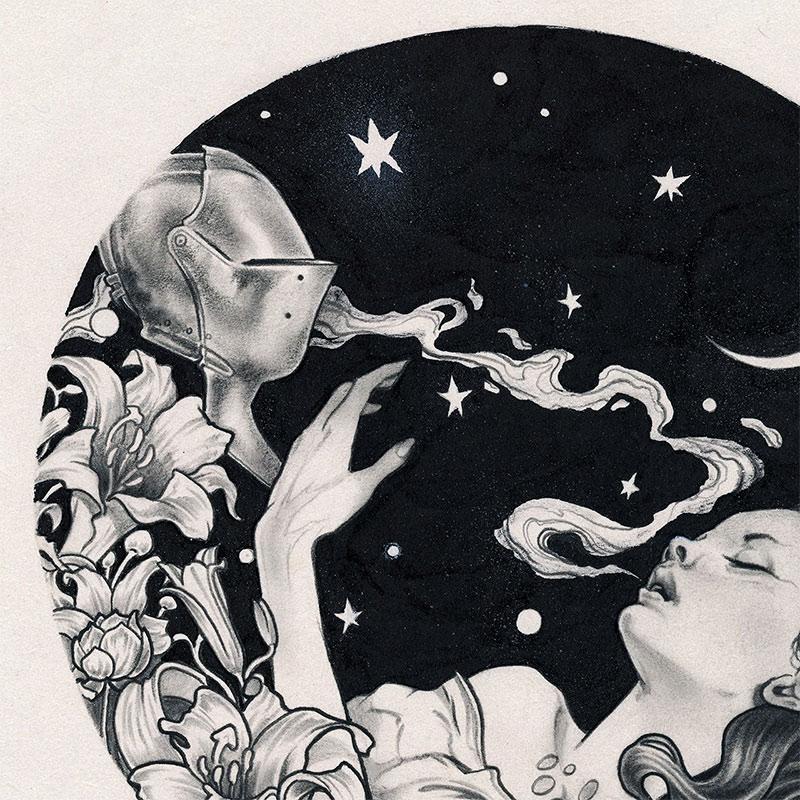 Mate Jako - Dreams of You (Detail 1)