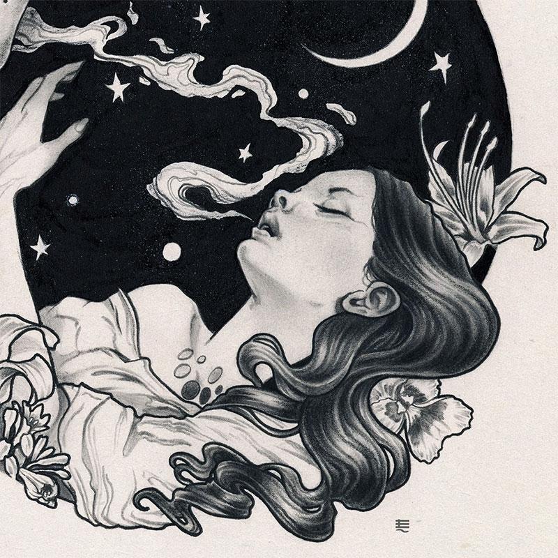 Mate Jako - Dreams of You (Detail 2)