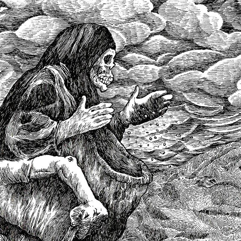 Nicolas Arsipe - Lavorare Stanca (Detail 1)