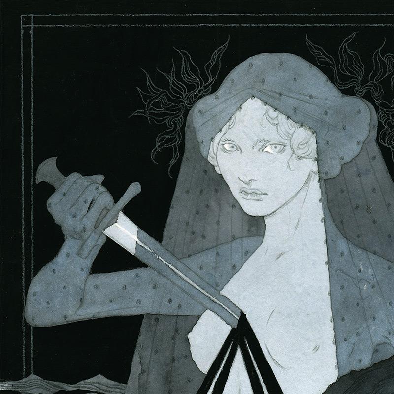 Olga Wieszczyk - Lucretia (Detail 1)
