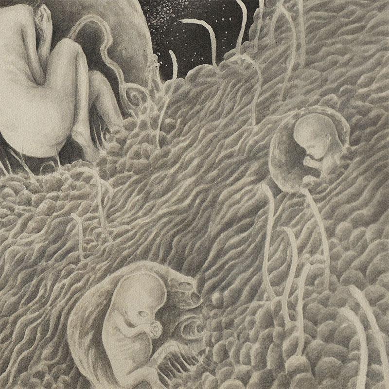 Phuong Nguyen - Infantile Amnesia (Detail 2)