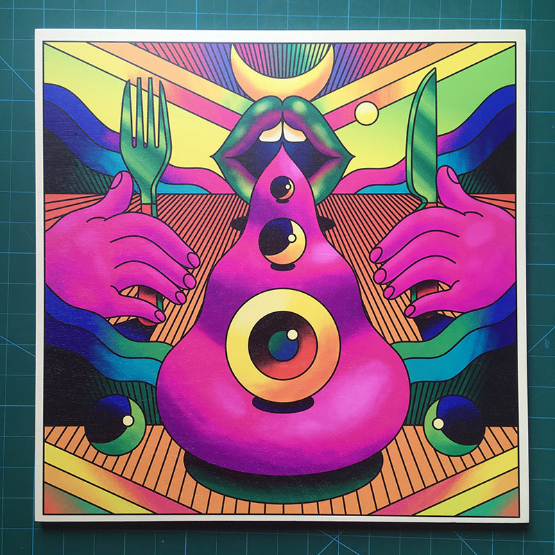 Scott Balmer - The Celestial Feast (Print)