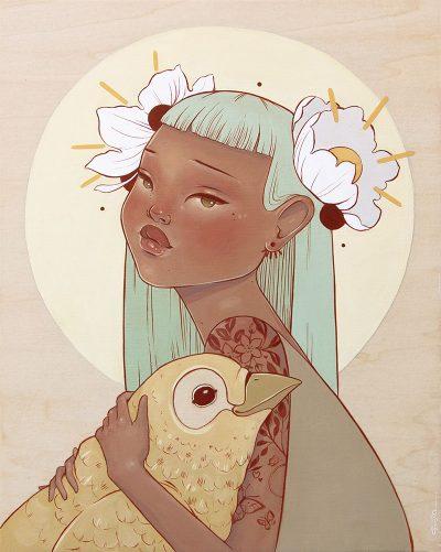 Alyssa Mees - Nurture