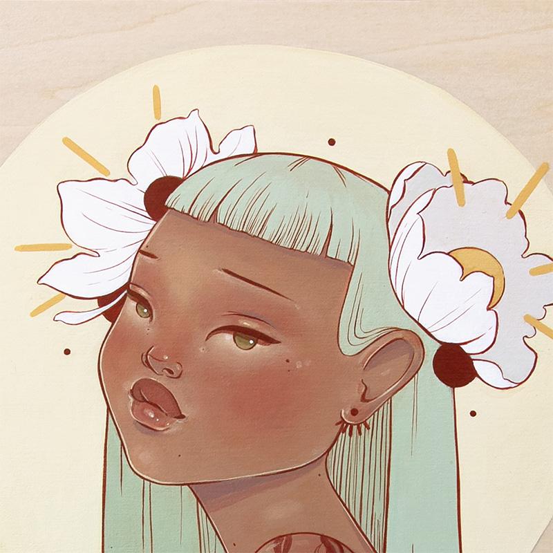 Alyssa Mees - Nurture (Detail 1)