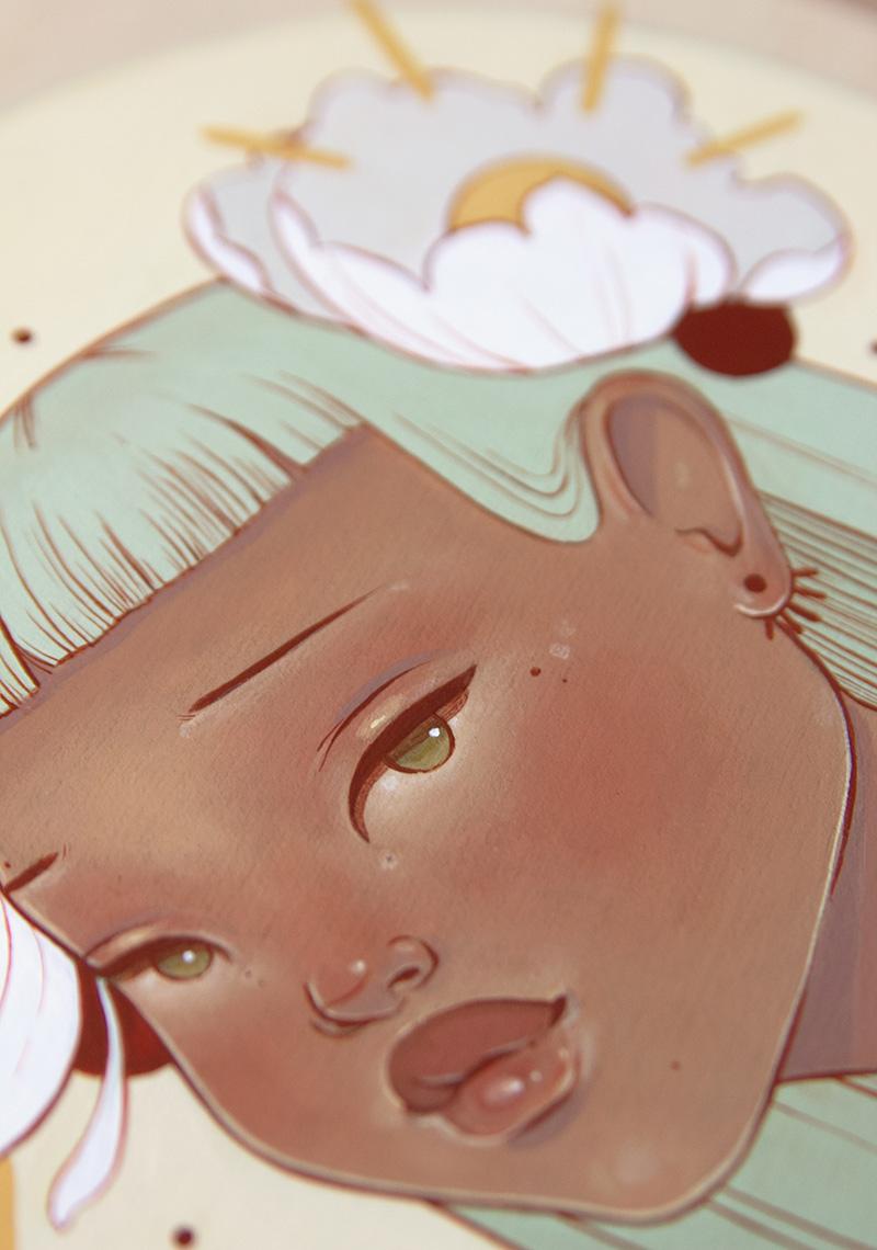 Alyssa Mees - Nurture (Detail 3)