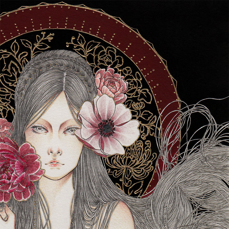 Andi Soto - Visions (Detail 1)