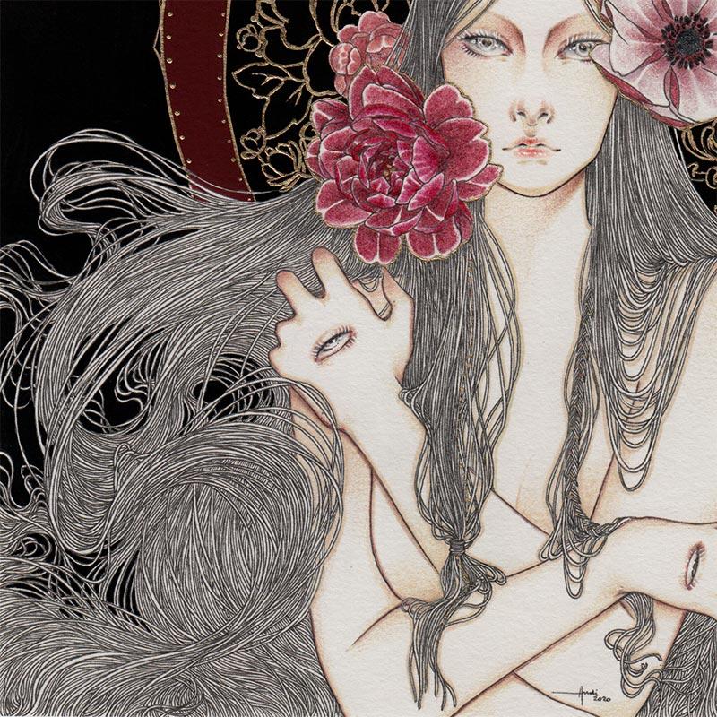 Andi Soto - Visions (Detail 2)