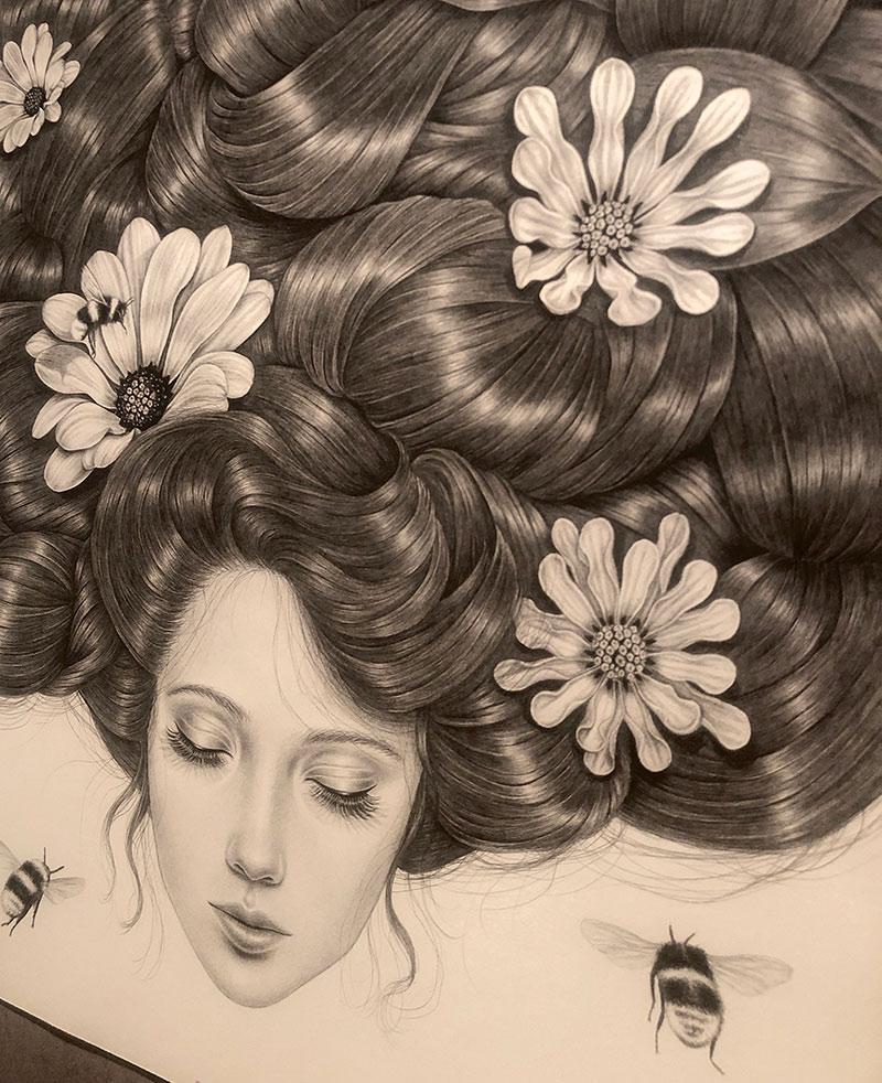 Anna Kathleen - Gaia (Detail 5)